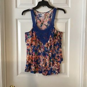 Candies Floral Top